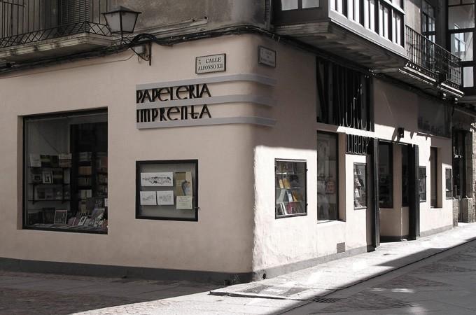 SEMURET - Librería, editorial y papelería en pleno casco histórico de Zamora desde 1900